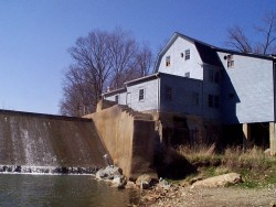 Eden Mill Park Nature Center & Historic Grist Mill